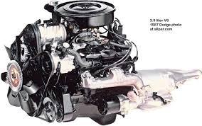 the 3 9 liter la series dodge v6 engine