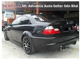 bmw 318ci 2001 bmw 318ci 2001 1 9 in selangor automatic coupe black for rm 47 800