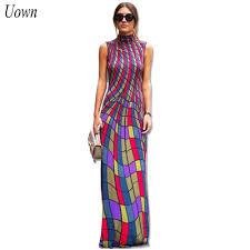 plaid ethnique chic online get cheap plaid maxi dress aliexpress com alibaba group
