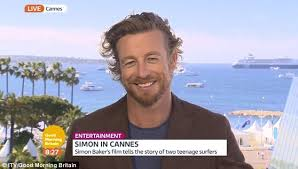 blond hair actor in the mentalist simon baker s role on the mentalist prepared him for breath