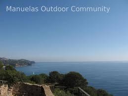 küstenwanderung in spanien katalonien castell sant juan
