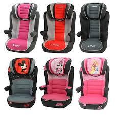 siege auto nania 1 2 3 nania r way disney child high back booster car seat 2 3 4