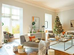 Modern Livingroom Ideas 25 Modern Christmas Decorating Ideas