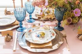 table setting pictures thanksgiving table settings five ways nonagon style