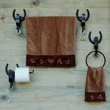 western spurs towel ring cabin place