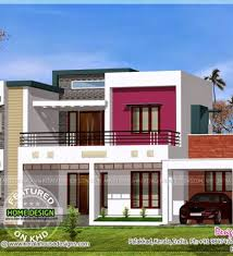fascinating flat roof home design images best inspiration home