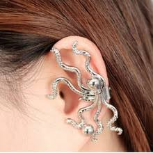 ear clasp compare prices on octopus earrings online shopping buy low price