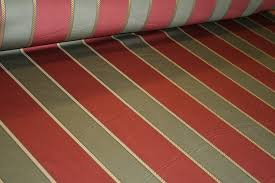 ralph lauren discontinued clarendon stripe moss burgandy fabric