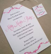 baby shower invitations very best custumized baby shower