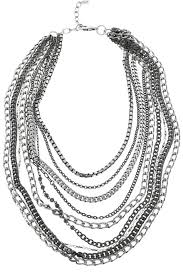 multi chain necklace images Dannijo harley multi chain necklace jewelry trends jpg