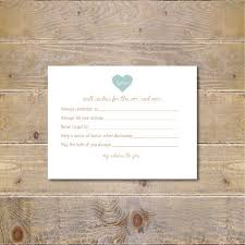 wedding advice card free wedding advice card printable the elli marriage advice