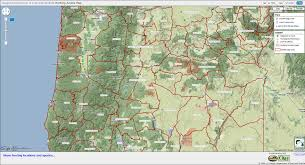 Washington Gmu Map by Or Gmu U2013 Pacific Northwest Hunting