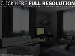 Monochrome Home Decor Cool Feature Wall Ideas Living Room Wallpaper For Inspirational