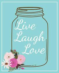 live laugh love signs weddings by susan free mason jar live laugh love printable art
