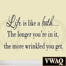Bathroom Quotes For Walls Bathroom Wall Art