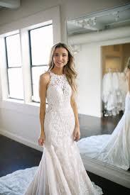 wedding dress try on dani austin