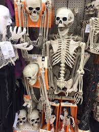 vintage halloween skeleton old fashion halloween halloween at walgreens walking the candy