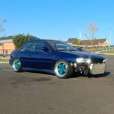 subaru rsti coupe this rear wheel drive 2jz swapped subaru impreza 2 5 rs costs