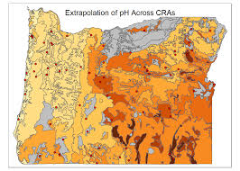 Map Of Eastern Oregon by Burgesch Author At Geo599 Geo584 Advanced Spatial Statistics And