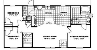 Clayton Manufactured Homes Floor Plans 1999 Clayton Mobile Home Floor Plans Home Plan