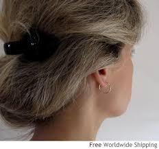 tiny hoop earrings small hoop earrings tiny hoops mini hoops hoops