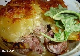 cuisiner des andouillettes gratin d andouillette les carnets de sicacoco