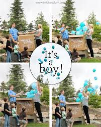gender reveal balloons in a box gender reveal balloon box release snickerplum s party