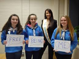 irish guides supermodel katherine gives free being me the