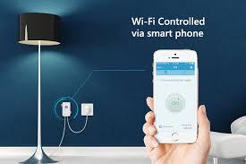 long range remote control light switch broadlink sc1 wifi wireless long range remote control light switch