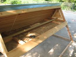 a frame chook house plans house interior