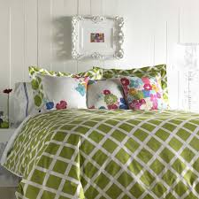 Best Bedsheet by Best Xl Twin Bed Sheet With Green And White Comforter Set And
