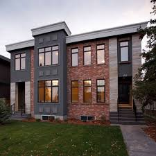 red brick house painted grey u2013 home mployment