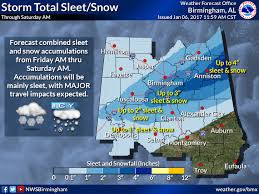 Alabama how long to travel a light year images Weather update some parts of alabama may get 4 inches of sleet png