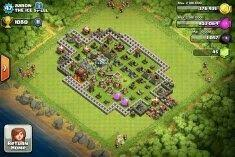 what is rushed base in coc quora