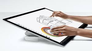 design tablet microsoft surface studio turn your desk into a studio