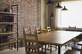 how to interior decorate your home how to achieve a brick finish in your home