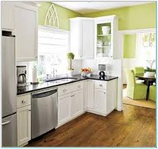 small kitchen painting ideas kitchen cabinet colors idea for small kitchens home design rustic