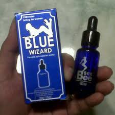transparent tasteless female aphrodisiac water blue wizard drops