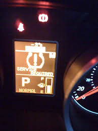 service required light 850km on car evolutionm mitsubishi