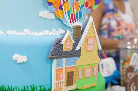 Up Decorations Kara S Ideas Up Birthday Planning Ideas Supplies Idea