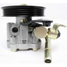 nissan almera loss of power new power steering pump w pulley for nissan maxima infiniti i30