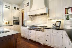 Traditional Kitchen Backsplash Subway Tile Kitchen Backsplash New Construction Traditional