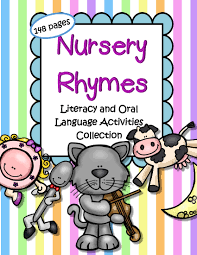 thanksgiving rhymes nursery rhyme activities for preschool prek and kindergarten