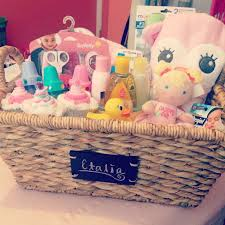 baby shower gift baskets gift basket for baby shower ideas best 25 ba shower baskets ideas