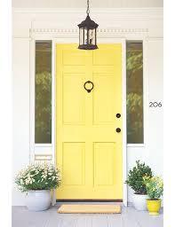 Painting Exterior Doors Ideas 7 Fabulous Front Door Ideas