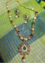 fashion jewelry chain necklace images Buy latest fashion jewellery temple jewellery from siri collections jpg