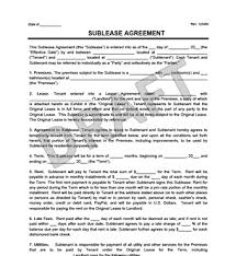 free roommate agreement template sublease agreement template create a free sublease agreement