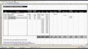 Monthly Invoice Template Excel Monthly Expenses Spreadsheet Template Excel Haisume