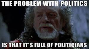 Meme Politics - genius meme reveals the problem with politics