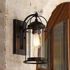 amazing large outdoor wall lights 17 best ideas about